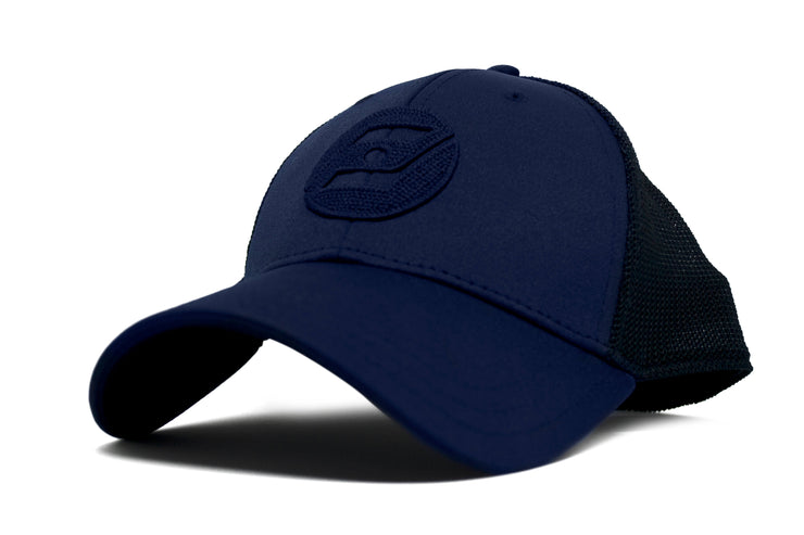 Virtuoso 2.0 (Navy Blue) Mesh Hockey Hat