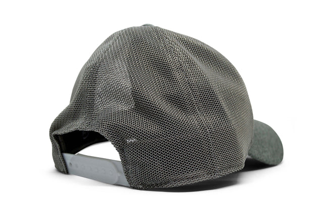 Virtuoso 2.0 Mesh Hockey Hat (grey) back