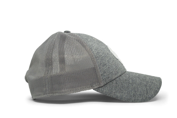 Virtuoso 2.0 Mesh Hockey Hat (grey) side