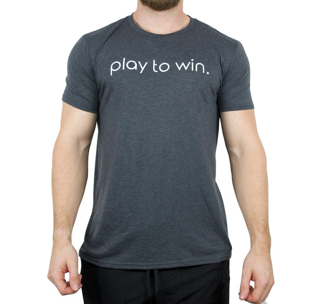 Play to Win Supremacy T-shirt front