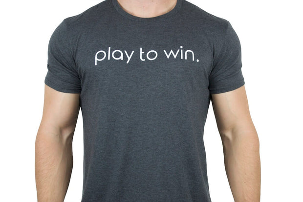Play to Win Supremacy T-shirt logo