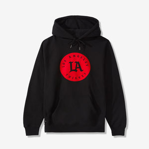 LA Thieves Signature Hoodie - Red Fill
