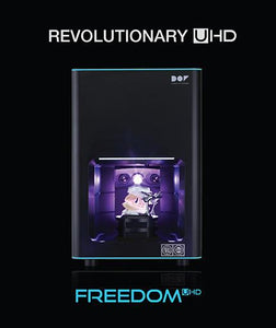DOF Freedom UHD Lab Scanner