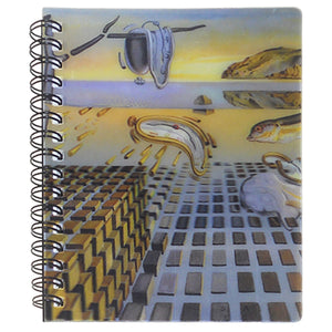 Disintegration... Lenticular Pocket Notebook