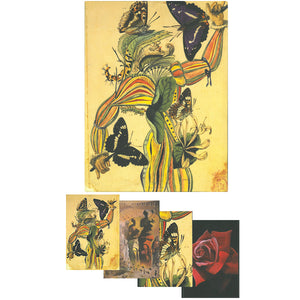 Dali Notecards - Tres Picos and Toreador
