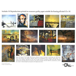Portfolio of Works - Dali Museum Collection