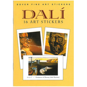 Dali Sticker Book
