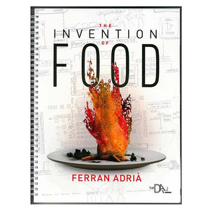 'The Invention of Food' Exhibit Catalog
