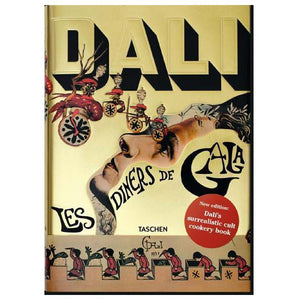 'Les Diners de Gala' - Dali's Surrealist Cookbook