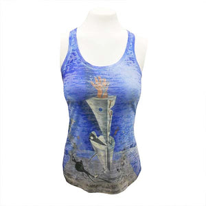 Apparatus and Hand Ladies Tank Top