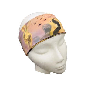 Hallucinogenic Toreador Headband