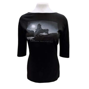 Clyde Butcher Exhibit T Shirt - Ladies Fitted