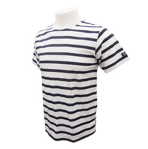 Breton Striped Crewneck T Shirt