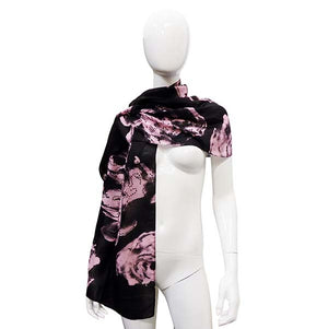 Spanish Rose Pashmina Scarf