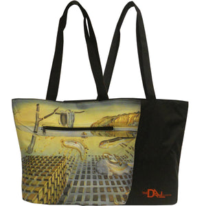 Disintegration Reversible Tote Bag