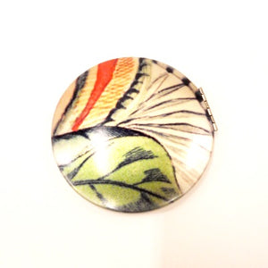 Compact Mirror with detail from 'Tres Picos'