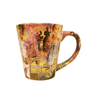Dali Masterworks Collage Mug