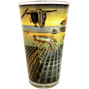 Disintegration Pint Glass