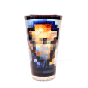 Lincoln Pint Glass