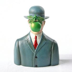 Son of Man Figurine - Magritte
