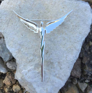 Angel of Reconciliation Pin