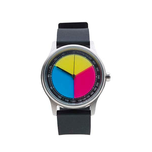 Colorevolution - Revolving Watch