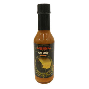 Hot Sauce for Eggs on the Plate - Habanero 5oz