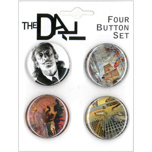 Buttons Set of Four