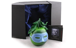 Magritte Apple w/Mask Collectible Figurine