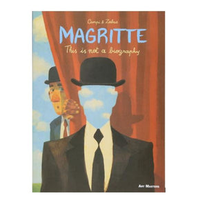 'Magritte: This is Not a Biography'