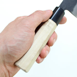 Tosaichi Shadow Santoku 165 mm