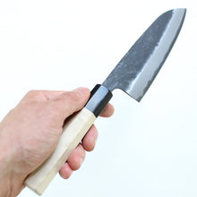 Load image into Gallery viewer, Tosaichi Shadow Santoku 165 mm