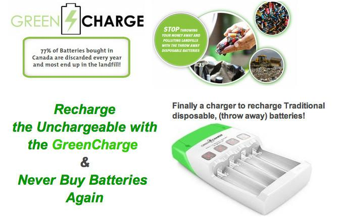 Green Charge GREEN CHARGE