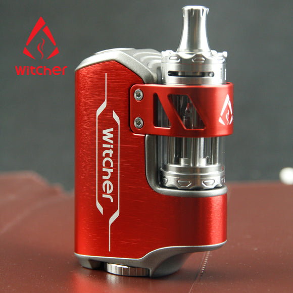 Electronic Cigarette Vape E cigarette Witcher Box Mod Kit 75W