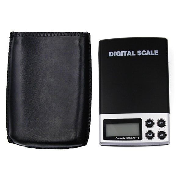 Mini LCD Digital pocket scale 0.1g  2kg 2000g