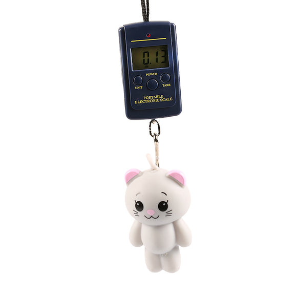 Pocket Electronic Digital Scale 0.01g * 40kg Hanging Luggage