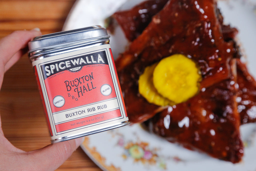 Buxton Hall Barbecue Rib Rub