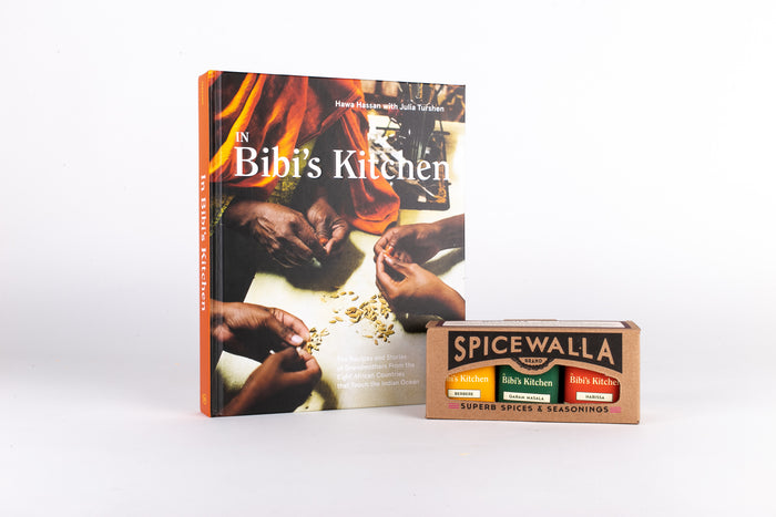 In Bibi's Kitchen 3 pack + Cookbook
