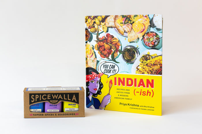 The Indian-ish Collection + Cookbook