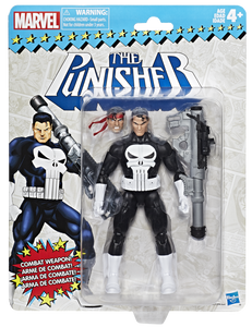 Marvel Legends Vintage Figures - Punisher