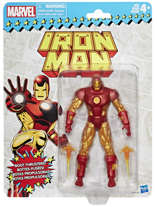 Marvel Legends Vintage Figures - Iron Man
