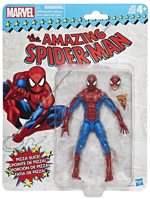 Marvel Legends Vintage Figures - Spider-Man