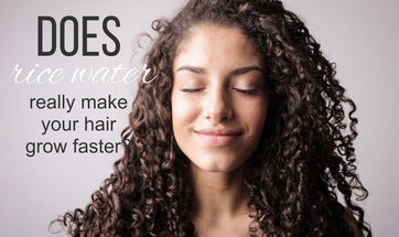 What does rice water do for your hair? Is it really all the hype?