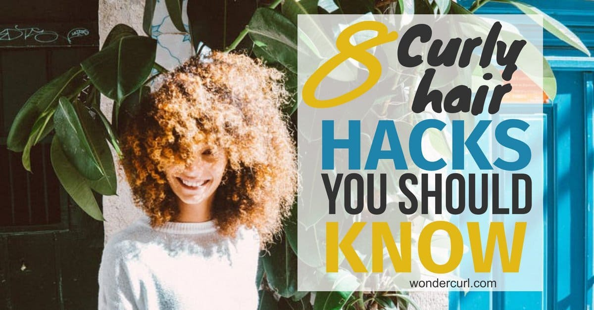 Curly Hair Hacks You Need To Know for Great Curls, Our Top 8.