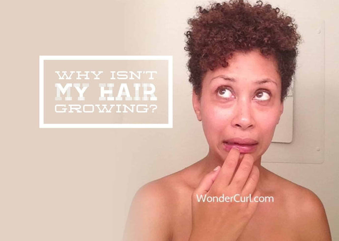 Why isn't my hair growing: Causes and Prevention of Breakage