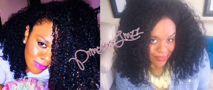 Princess Linzz reviews Wonder Curl
