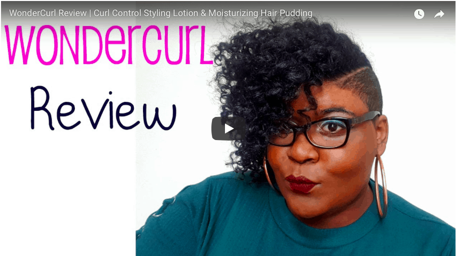 HelloCurly Reviews Wonder Curl's Natural Hair Product for her Curly Hair