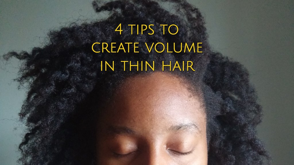 What is low density hair and 4 tips to create volume.
