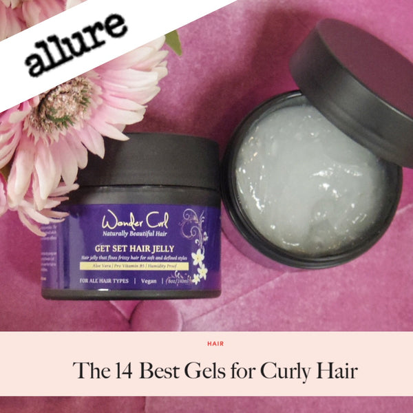 Best natural hair gel for defined curls