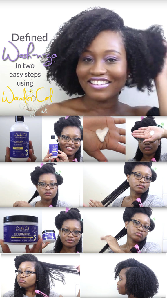 Defined And Moisturized Type 4 Hair Wbest Natural Hair Products